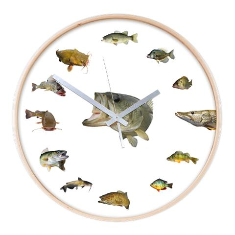 fish_clock_wall_clock