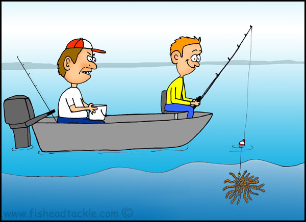 Best Fishead Fishing Cartoons